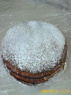 ヴィクトリアンケーキ