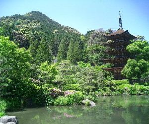 山口瑠璃光寺