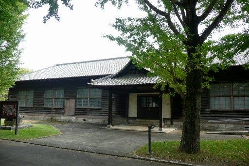 水戸農業高校旧本館