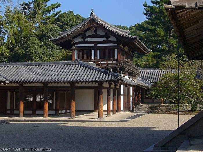 法隆寺経蔵