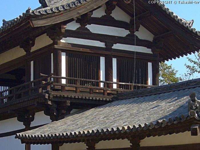 法隆寺鐘楼