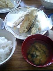 5穴子天ぷら定食寄り
