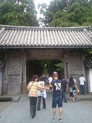 26瑞巌寺門