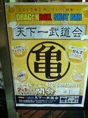 35天下一武道会ポスター