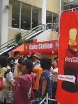 Coke Station@ららぽーと♪