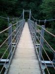 さつき吊橋♪