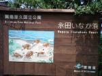 """霧島屋久国立公園""""永田いなか浜"""""""