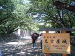 名古屋城に到着です♪