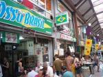 こんなブラジリアン料理の店でした^^
