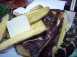 さつまいものフライドポテトとバターは絶妙♪