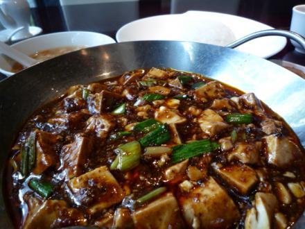 重慶式麻婆豆腐☆