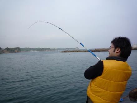 Aさん@釣り