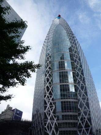 地上50階&地下4階のコクーンタワー!!