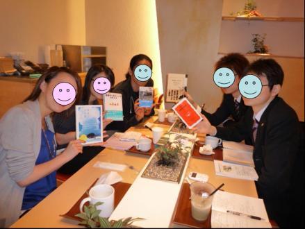 5人が本を紹介してくれました!