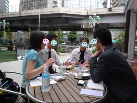 グループ3(だったっけ?笑)