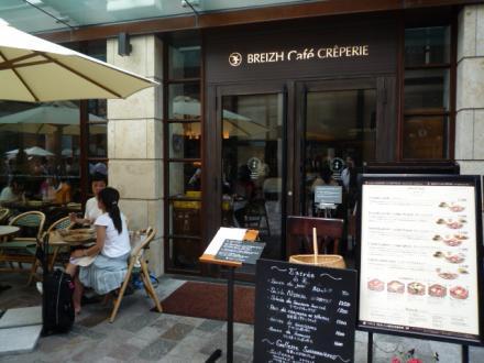 BREIZH Cafe CREPERIE♪