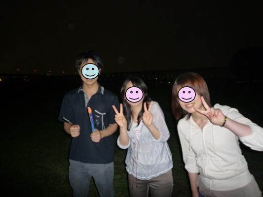 久々に再会したAっきーとMほ☆(+Kき)