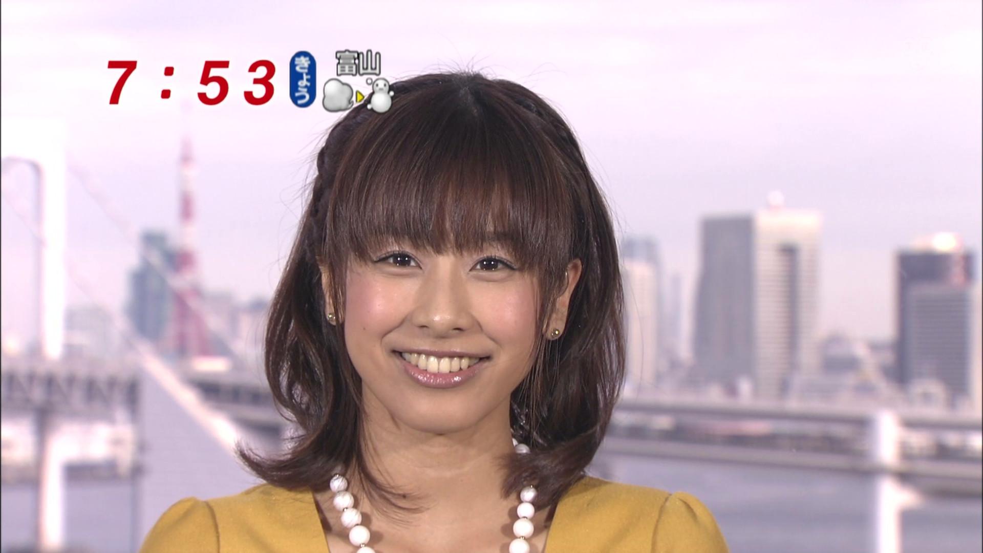 めざましテレビの加藤綾子