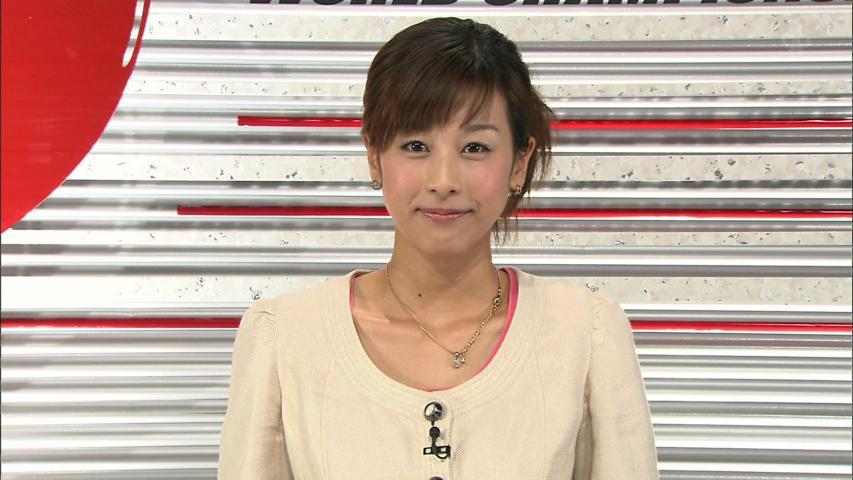 「2009 F1スペインGP決勝」加藤綾子