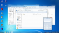 Windows7タスクバー1