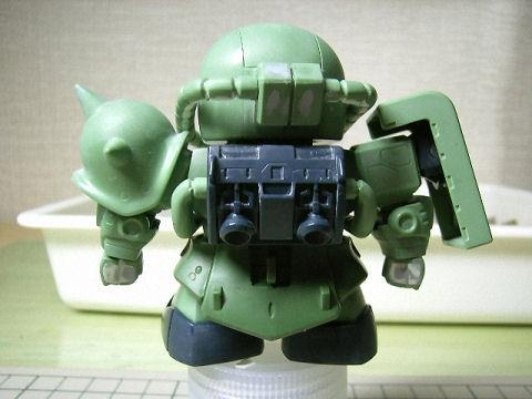 BB戦士 ザクⅡ 80%-2