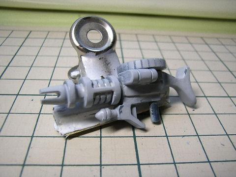 BB戦士 ザクⅡ マシンガン