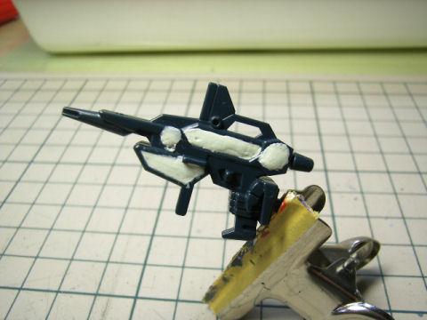 BB戦士 ガンダムMk-Ⅱ エポパテ2