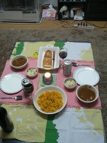 華麗なる食卓