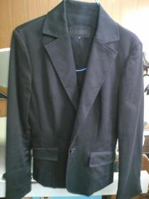テンセル 綿 濃色 ジャケット 水洗い_01