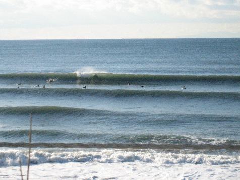 昨日の波3