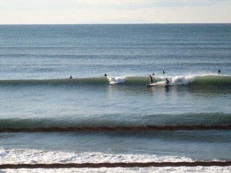 昨日の波2