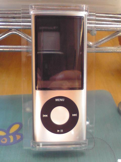 new ! ipod