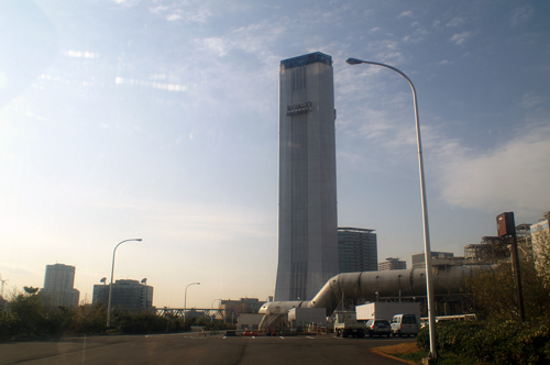品川火力発電所
