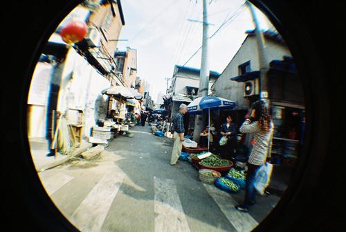 fisheye上海