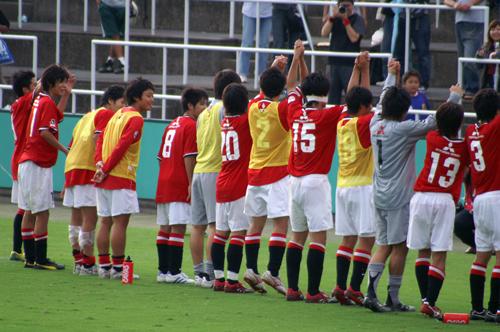 高円宮杯準々決勝