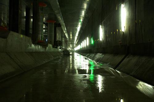 地下鉄13号線&見学ナイト