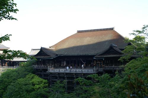 朝の清水寺