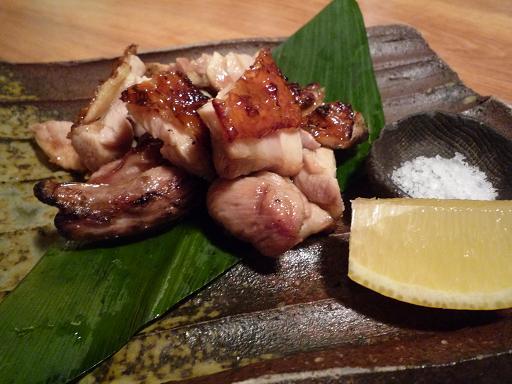 播州赤鶏 炭焼
