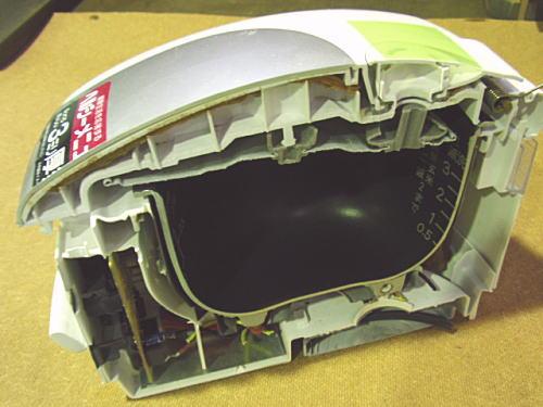 ウォータージェット切断品(炊飯器)