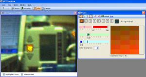 NXTCamView画面
