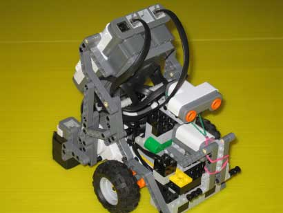 Nのロボット