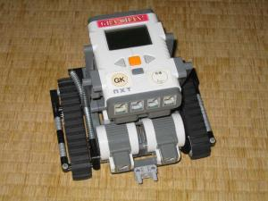 FLL練習用ロボット!