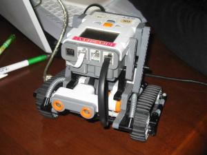 テストロボット