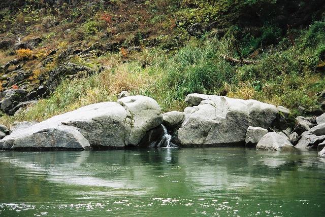 カメ・アザラシ岩