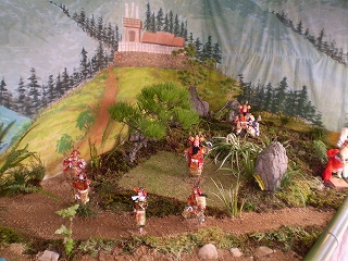 長谷堂城の戦い
