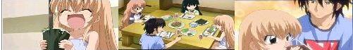 みんなで夕食♪