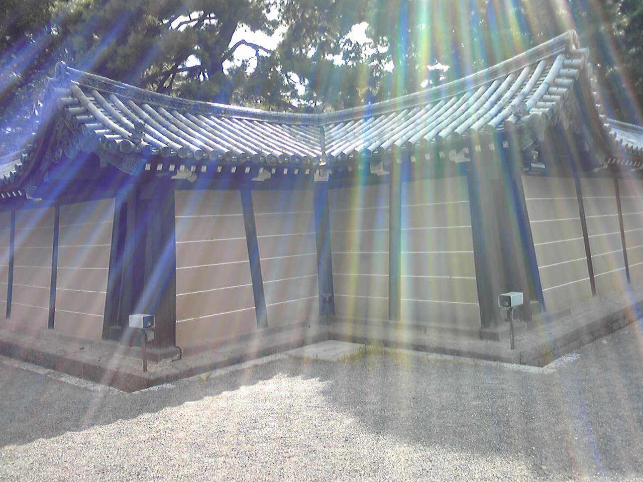 Kyoto gosho sarugatsuji