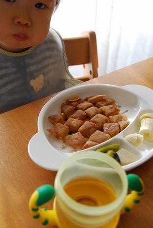 にんじんパンケーキ1