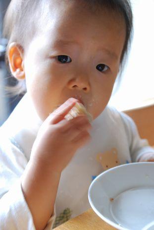 豆乳蒸しパン栗3