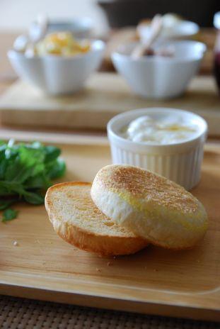 イングリッシュマフィン朝食2